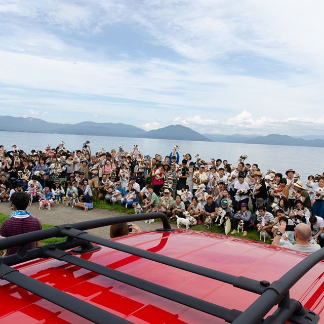 琵琶湖うじゃっく 抽選会の時の動画。久々に動画UPです。https://youtu.be/KkENVdjNhFU#jackrussellterrier #琵琶湖うじゃっく2018 #ジャックラッセルテリア